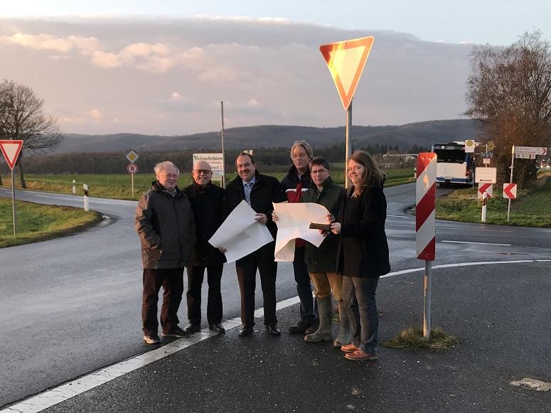 Ein Kreisverkehr für Bogheim